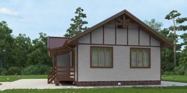 Проект дома №150