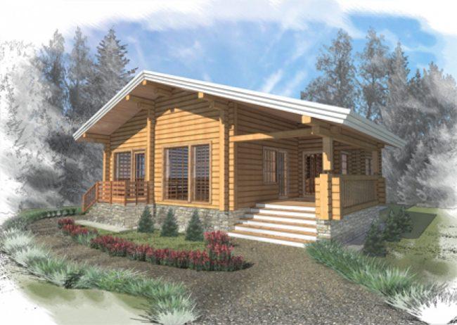 Проект дома №244