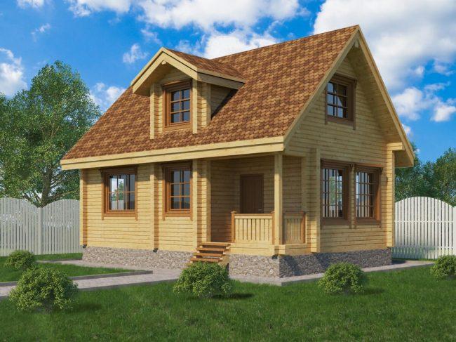 Проект дома №37