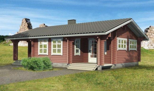 Проект дома №115