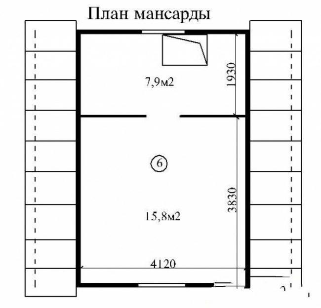 Проект дома №45