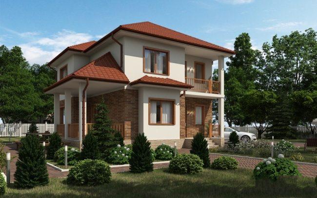 Проект дома №223