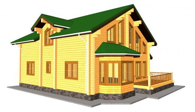 Проект дома №288