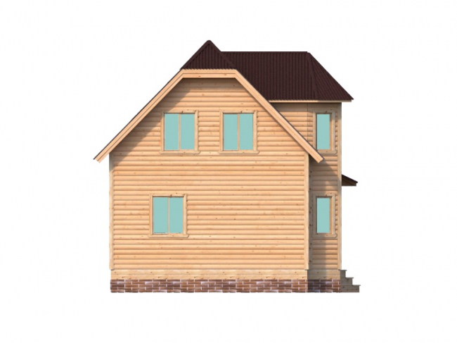 Проект дома №77