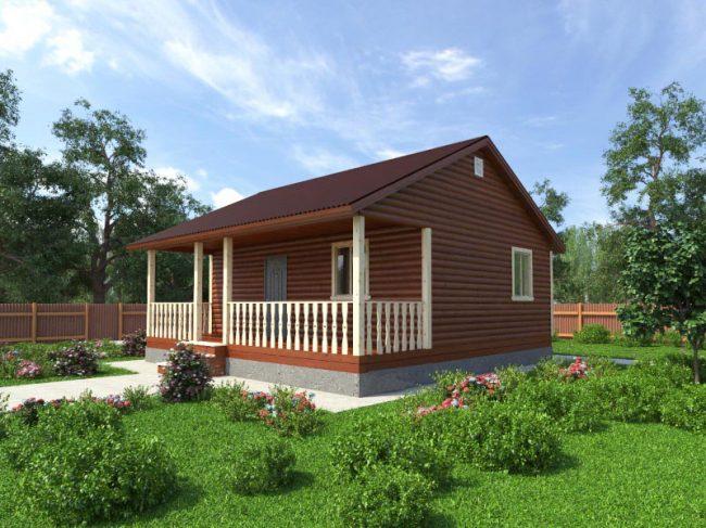 Проект дома №139