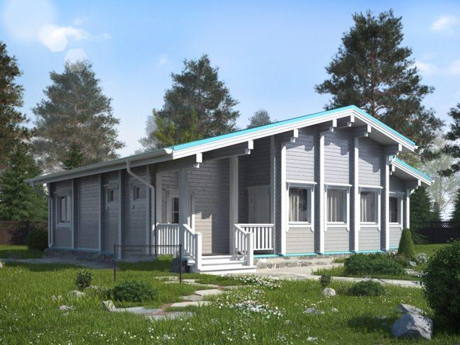 Проект дома №283