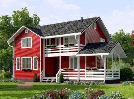 Проект дома №151