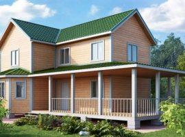 Проект дома №125