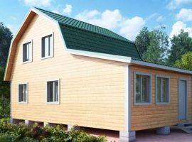 Проект дома №36