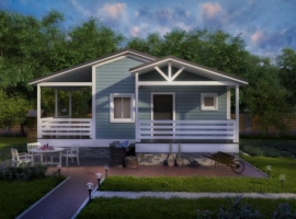 Проект дома №301