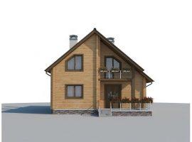 Проект дома №530