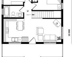 Проект дома №535