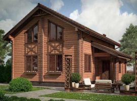 Проект дома №536