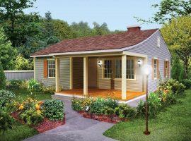 Проект дома №356