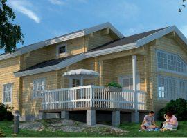 Проект дома №539