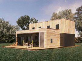 Проект дома №541