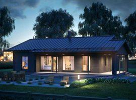 Проект дома №360