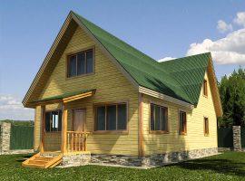 Проект дома №126