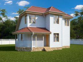 Проект дома №147