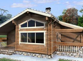 Проект дома №366