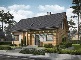 Проект дома №546