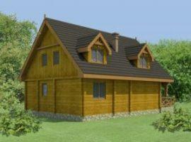 Проект дома №547
