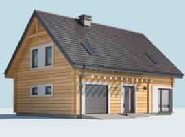 Проект дома №554