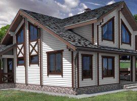 Проект дома №556