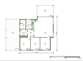Проект дома №372