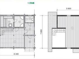 Проект бани-166