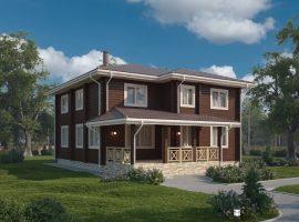 Проект дома №259