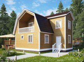 Проект дома №80