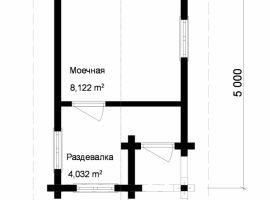 Проект бани-29