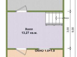 Проект бани-139