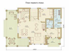 Проект дома №266