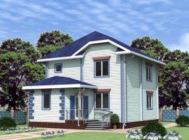 Проект дома №167