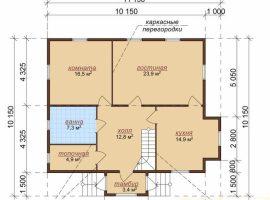 Проект дома №230