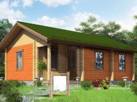 Проект бани-145