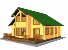 Проект дома №270