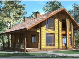 Проект дома №278