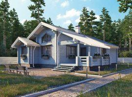 Проект дома №279