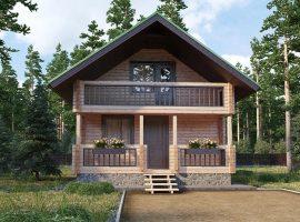 Проект дома №44