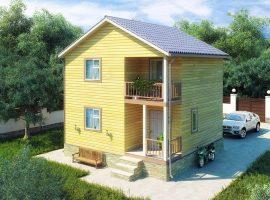 Проект дома №87
