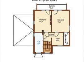 Проект дома №245