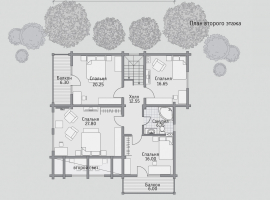 Проект дома №271