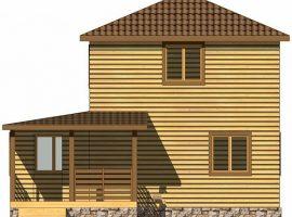Проект дома №140