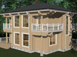 Проект дома №175