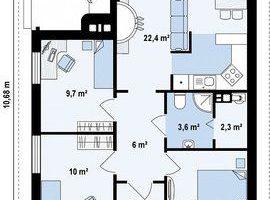 Проект дома №214