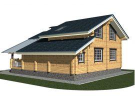 Проект дома №268