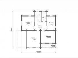 Проект дома №273